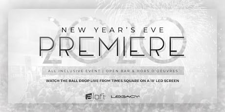 New Year's Eve 2020 Premiere at Aloft Downtown Tampa | New Year's Eve Tampa tickets