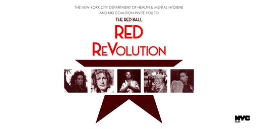 THE RED BALL – RED REVOLUTION