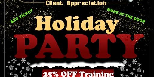 Client Appreciation Holiday Party