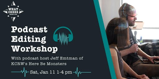 Podcast Editing Workshop