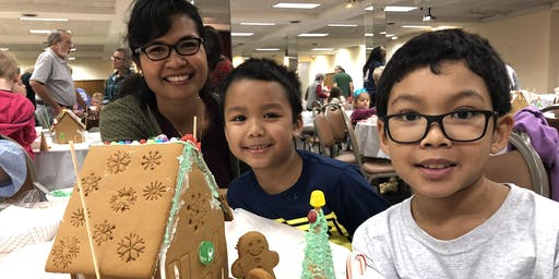 Gingerbread Party at Broadway Baptist Church