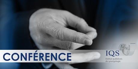 Découvrez la Synergologie - Une conférence par Philippe Turchet billets