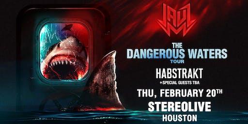 JAUZ - Dangerous Waters Tour - Stereo Live Houston