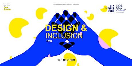 P'tite Conf : Design & Inclusion billets