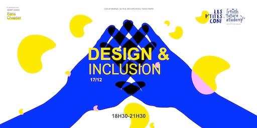 P'tite Conf : Design & Inclusion