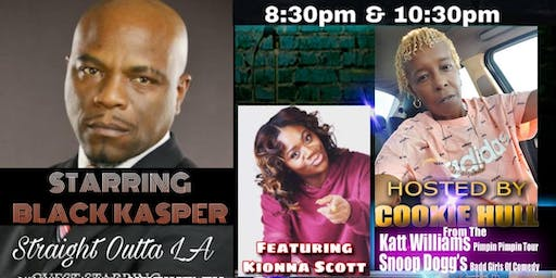 """THE PRIVATE I JOKERS COMEDY PRESENTS: HIGHLY REQUESTED """"BLACK KASPER"""""""
