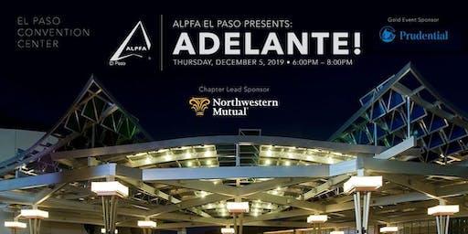 ALPFA EL PASO: ADELANTE!