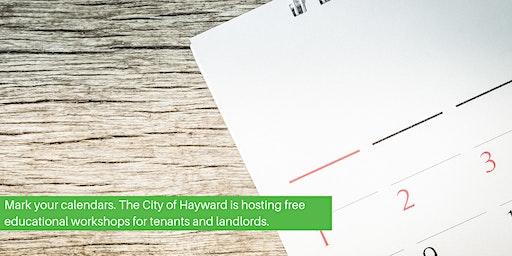 Landlord Workshop: Repairs, Maintenance and Habitability
