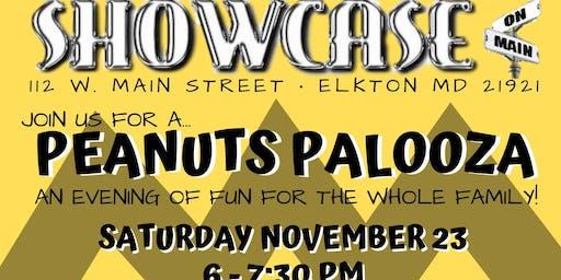 Peanuts Palooza at Showcase on Main