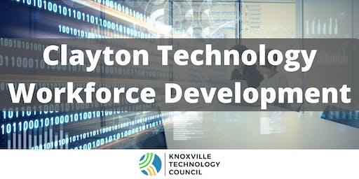 Clayton Technology Workforce Development