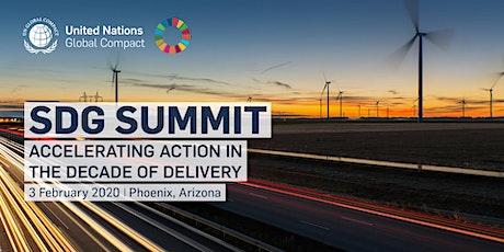 SDG Summit-GreenBiz tickets
