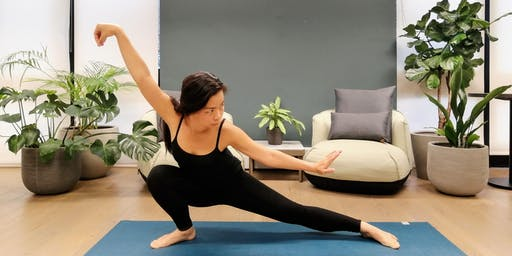 Qigong Yoga Fusion Flow