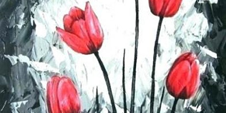 $25.00 painting at The Irish Rover Station House tickets