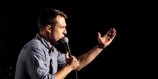 NYC Comedy Invades Vanish Brewery