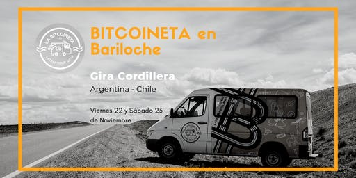 Bitcoineta en Bariloche