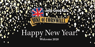 New Year's Eve Celebration at the Duke of Cornwall