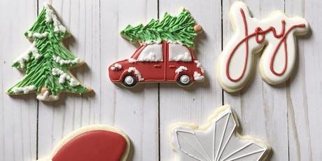 Beginner Holiday Cookie Class tickets