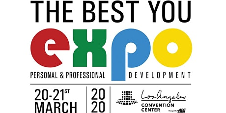 The Best You Expo 2020-Los Angeles tickets
