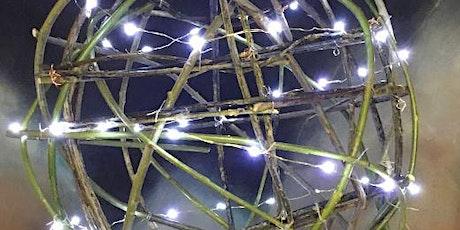 Twinkle Globe Light Workshop tickets