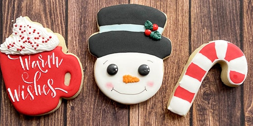 WINTER COOKIE DECORATING CLASS