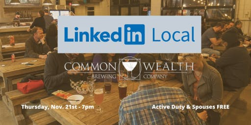 LinkedIn Local - Hampton Roads Launch