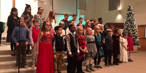 3rd-8th Grade CCS Christmas Program