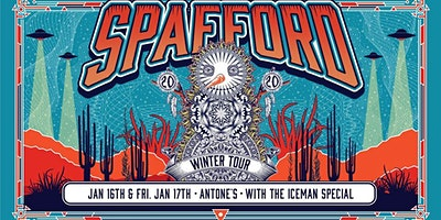 Spafford w/ The Iceman Special