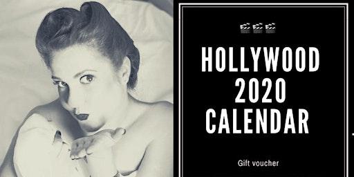 Hollywood 2020 Calendar Shoot