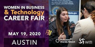 Women in Business & Technology Career Fair