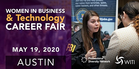 Women in Business & Technology Career Fair tickets