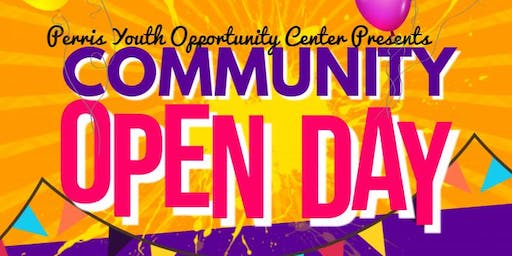 Community Open Day