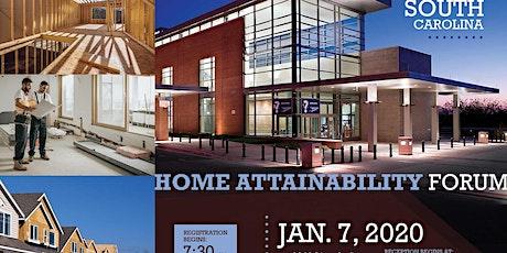 2020 Home Attainability Forum (Columbia, SC) tickets