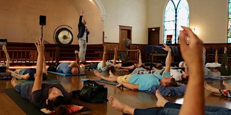 Jan 27th 8:30pm Breathwork with Gong Sound Healing by Jon Paul Crimi - Santa Monica tickets