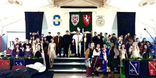 Yuletide Madrigal presented by O'Connor Choir