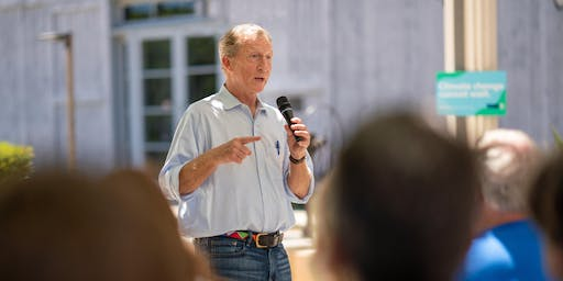 Tom Steyer Meet and Greet in Osage
