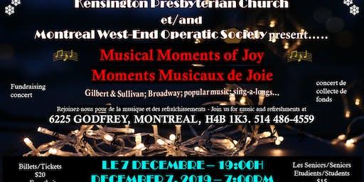 Musical Moments of Joy / Moments Musicaux de Joie