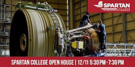 Spartan College - LA Campus Open House tickets