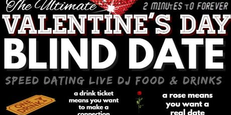 The Ultimate Valentine Blind Date❤ tickets