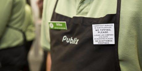 Publix Seasonal Hiring Event (Walk-In Interviews) tickets