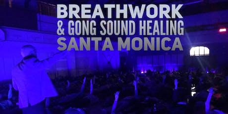 Jan 27th Class 6:30pm - Breathwork with Gong Sound Healing led by Jon Paul Crimi (Santa Monica, CA) tickets