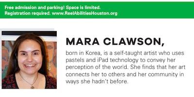 ReelArt: Featuring visiting artist Mara Clawson