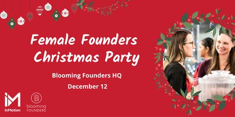 Female Founders Christmas Party tickets