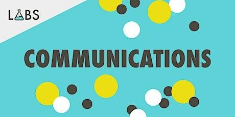 Communications Lab - Dallas, TX tickets