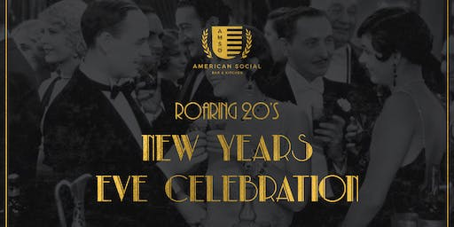 Roaring 20's NYE Celebration - Tampa