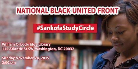 Sankofa Study Circle tickets