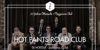 20 Jahre Otherside/Mezzanine Club mit Hot Pants Road Club Live