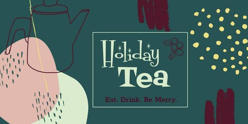 Holiday Tea Blending Party (all ages)