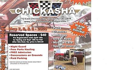 Chickasha Swap Meet -  Auto Swap Meet Event tickets