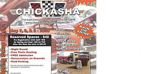 Chickasha Swap Meet -  Auto Swap Meet Event