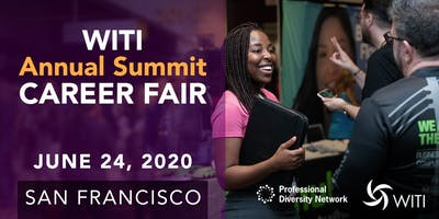 WITI Annual Summit Career Fair